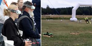 Tävlingen ägde rum på Hallstahammars Modelflygklubb.