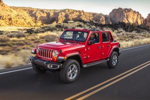 En terränggående bilär bra i terräng, sämre om det bara körs i stan och på landsväg. Foto: Jeep/AP/TT