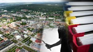 Kommunen måste göra vad den kan för att det ska bli enklare att starta, driva, utveckla och äga företag i Sundsvall, skriver Tom Emanuelz och Bengt-Göran Persson från Moderaterna.Bilder: Jan Olby / TT