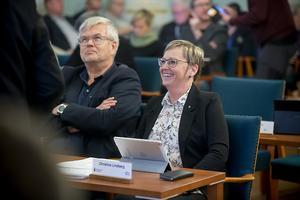 kommunfullmäktige christina lindberg (C) oppositionsråd