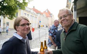 Larz Ignberg och Elisabeth Nilsson.