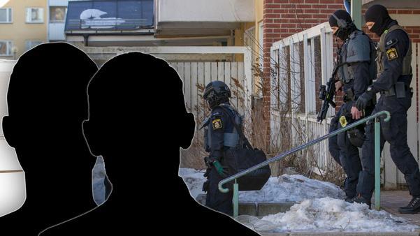 En 24-årig man misstänks för skjutningen i februari. En vän till denne påstås ha förvarat vapnet.