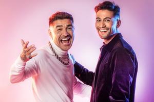 Mendez featuring Alvaro Estrella. Foto: SVT