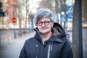Barbro Andersson, avdelningsordförande för Kommunal Mitt.