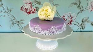 Det kommer ett nytt företag som erbjuder tårtor och bakverk.