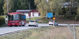 Att gå eller cykla från Ösmo till Porthus i Sorunda är inte trafiksäkert. Nynäshamns kommun vill att Trafikverket ska finansiera en gång- och cykelväg där.