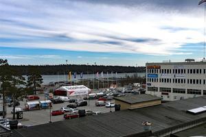 Det händer mycket i och kring handels- och serviceplatsen Sjötelegrafen i Nynäshamn. Ursprungligen är Sjötelegrafen en telegrafverkstad från 1913.