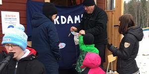 Barncancerdagen blir Barncancerfestivalen och flyttar från Teknikbacken till Hammartorget. Bilden är från 2018. Foto: Sylvia Kadri