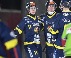 Förra säsongen spelade Caspher Ekström i elitserien med Falu BS och noterades för nio mål och åtta assist.