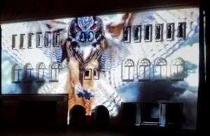 Gruvfrun har skapat den konst som visas på Sveatorget senare i veckan.