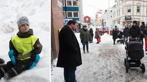 """Här konfronterar de politikerna – vill rädda kvar yrket i Ö-vik: """"Skitsnack"""""""