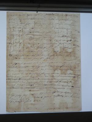 Drottning Kristinas brev till kardinal Azzolino