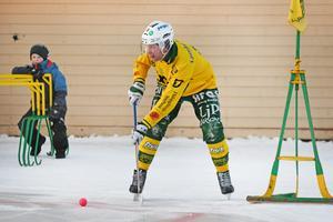Marcus Wikman byter Ljusdal mot Broberg. Bilden är en arkivbild.