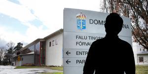 En man i övre tonåren åtalas för rån och bedrägeri vid Falu tingsrätt. Arkivbild.