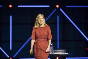 Karin Pettersson tog över som Aftonbladets kulturredaktör för några veckor sedan. Foto: Vidar Ruud / NTB scanpix