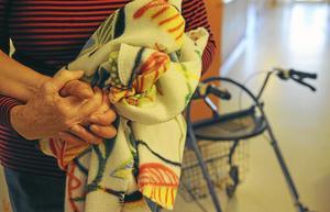 En ytterst liten andel äldre har fått intensivvård på grund av covid-19. Bilden är en genrebild