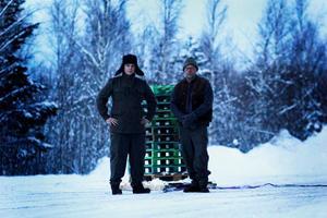 Bröderna Tomas Marcus–Wilén och Morgan Marcus från Garpenberg och Ljusfallet ska upp till Älvdalen 10 februari för att tillsammans med 110 andra