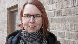 Johanna Ritvadotter från Sala blir Vänsterpartiets förstnamn i regionfullmäktige.Foto: Hans Godén