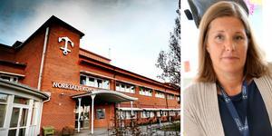 Enligt Charlotta Tillbom som är tillförordnad kommundirektör är det allvarligt läge för kommunstyrelsekontorets ekonomi.