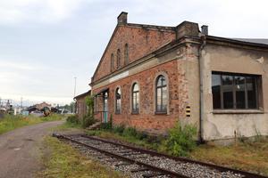 Museiföreningen Gefle-Dala Jernväg, som håller till i närheten av järnvägsstationen i Falun, hotas av konkurs.