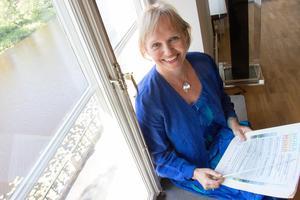 Katarina Andreasson dirigerar Carmina Burana i helgen.
