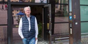 Anders Kumlander lämnade in konkursansökan till Södertälje tingsrätt på onsdagsförmiddagen.