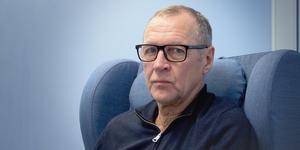 Ola Wikberg är chef över polisens utredningsgrupp för grova brott.