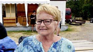 Kerstin Olsson, 75 år, pensionär, Haga: