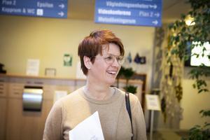 Sonia Persson, kostchef i Söderhamns kommun.