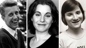 Känner ni igen dessa tre kända nunor? Vi har grävt i våra arkiv efter gamla bilder på kändisar från Västernorrland.