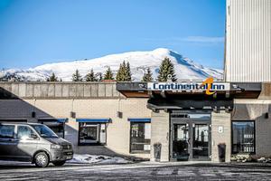 Continental Inn i Åre ska nu husera den tillfälliga förskolan Regnbågen.