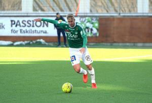Mattias Liljestrand var bäst för dagen i det kryssande Brage.