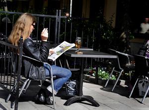 Rökförbud också på uteserveringar
