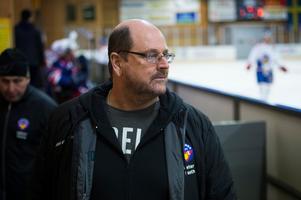 Peter Fasth, tränare i Njurunda SK.
