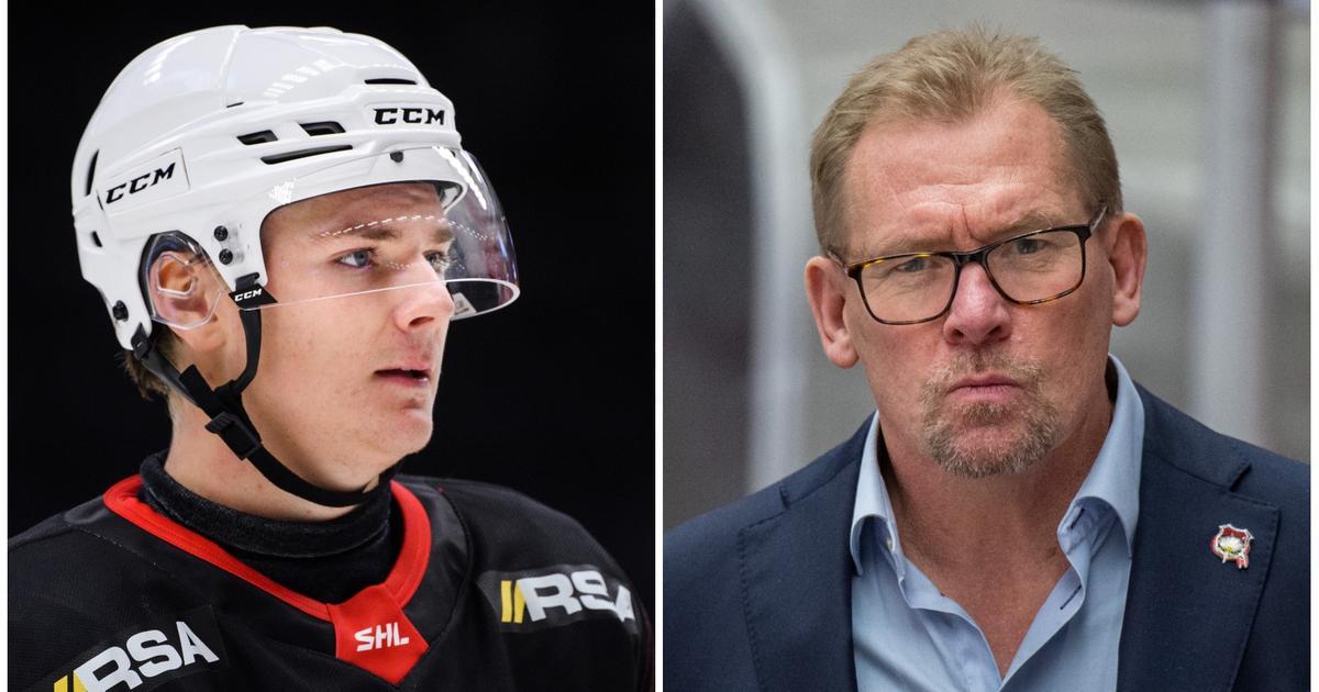 """Malmöbackens stora språng till NHL: """"Får vara beredd på något hundår"""""""