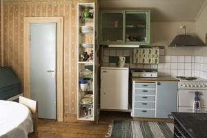 Det finns två kök i huset.