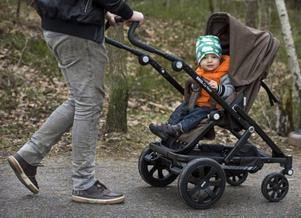 Vilken barnvagn man väljer bör avgöras utifrån hur ens vardag ser ut, tipsar experten.Foto: Claudio Bresciani/TT