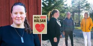 Varje vecka utvärderar Helahälsan-Stina hur veckan har gått med egna ord.