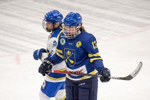 #13 Linn Slottgård, Mora IK: