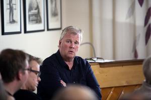 Bengt Benjaminsson, Dalatrafiks förvaltningschef, var nöjd med mötet: – Vi möttes av stort engagemang och kreativitet.