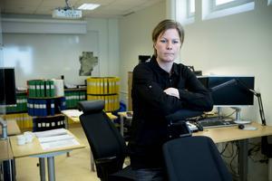 Josefine Perming Tengqvist, tillförordnad gruppchef för utredningssektionen för grova brott