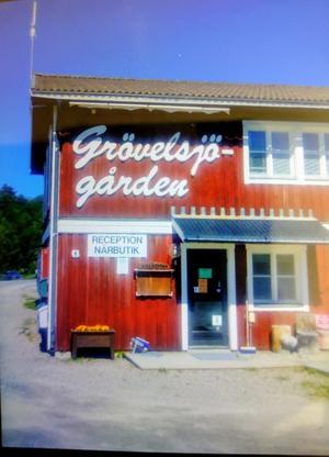 Grövelsjögården har erbjudit boende sedan 1927. Foto: Privat