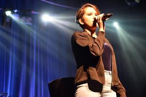 Olivia Bäckman framförde Liability av Lorde.