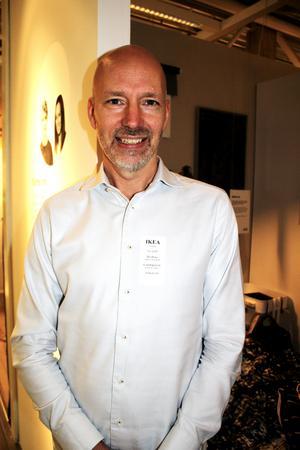 Anders Wikström från forskningsinstitutet RISE SICS  är en av de som utvecklat metodiken bakom Framtidsverkstan och valt ut Samuel Kajava för projektet.