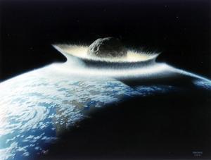 Att utvinna råvaror från asteroider är den nya vänstervisionen. Illustration: NASA / SCANPIX