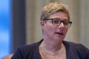Marina Nilsson ska tänka på att bli tydligare i sina uttalanden framöver.