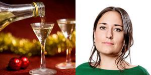 Snaps kan vara både gott och  kul, men alkohol får aldrig bli en ursäkt att bete sig illa på julfesten. Foto: TT/Anton Ryvang