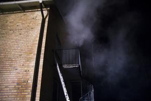 Syftet med discoröken var att brandmännen skulle få öva under så realistiska förhållanden som möjligt.