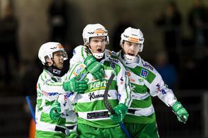 VSK herr möter Motala, AIK och Edsbyn den 23-24 oktober. Alla matcher ser du på vlt.se. Går VSK till semifinal och final under söndagen sänder vi även dessa. Foto: Andreas Sandström / BILDBYRÅN