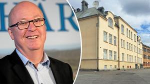 Uno Jonsson, tillväxtchef i Härnösands kommun.